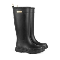 Long Detailed Boots black 36