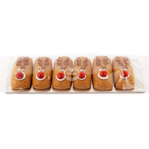 Honeybread Mini Rudolph Sticks