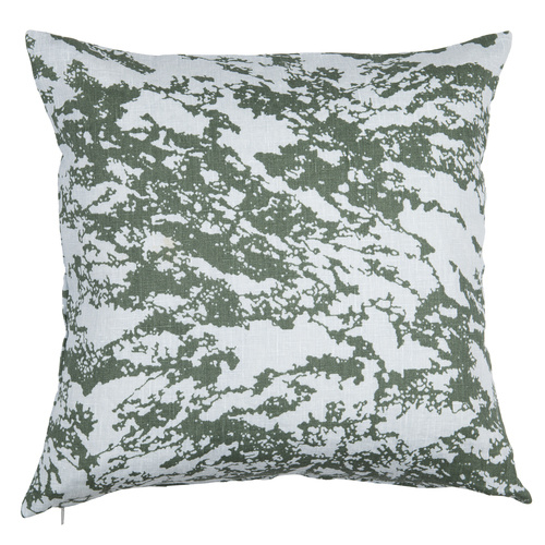 Lava Cushion Cover green D