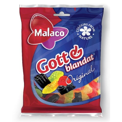 Gott and Blandat Original 160g