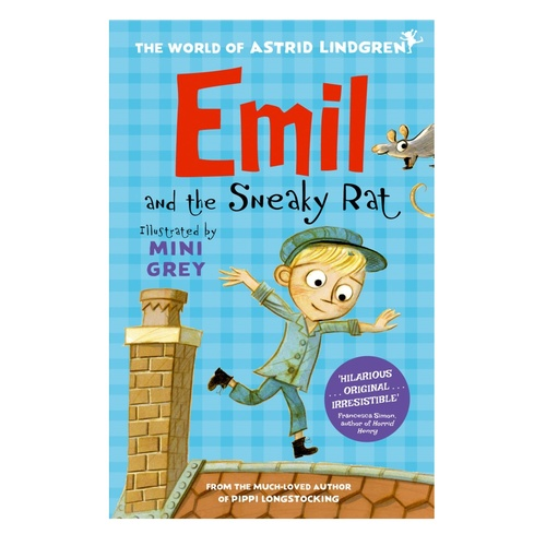 Emil and the Sneaky Rat Book