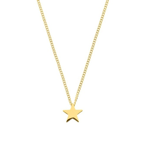 Sirius Necklace gold