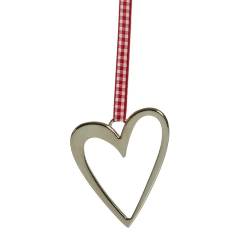 Hanging Heart Decoration metal