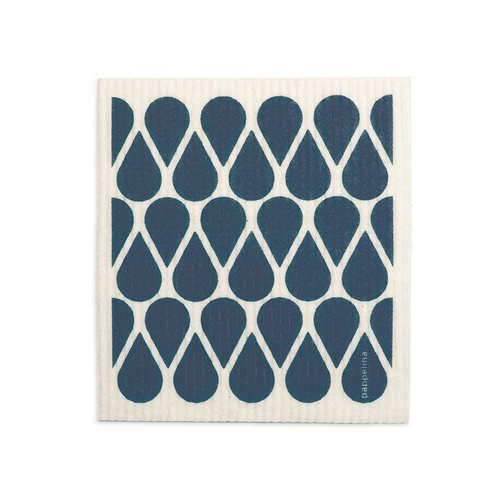 Otis Dish Cloth ocean blue