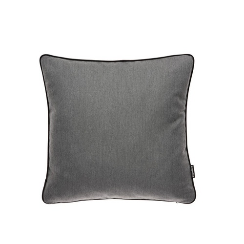 Ray Outdoor Cushion 44 dark grey