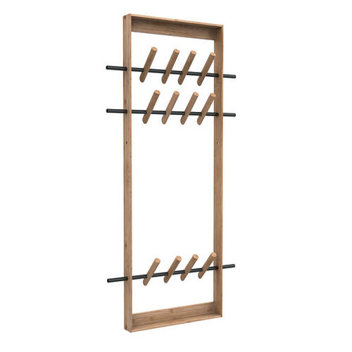 Coat Frame black steel