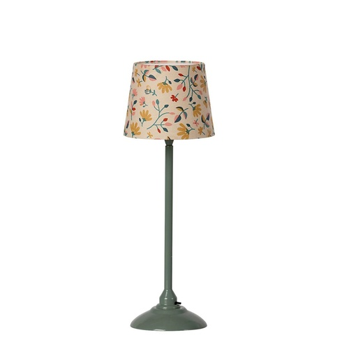 Miniature Floor Lamp Dark Mint