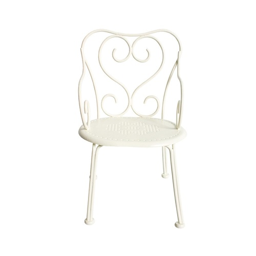 Romantic Chair Off wht mini D