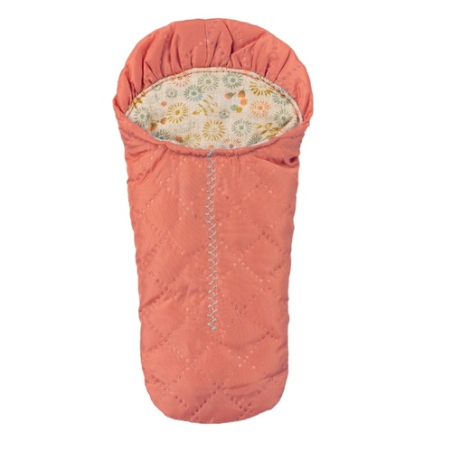 Sleeping Bag Mouse peach