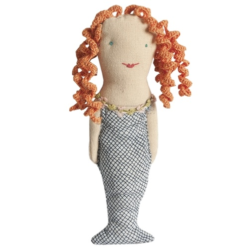 Rattle Mermaid D