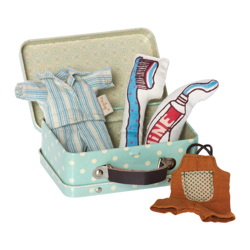 Boy Clothes Set suitcase D