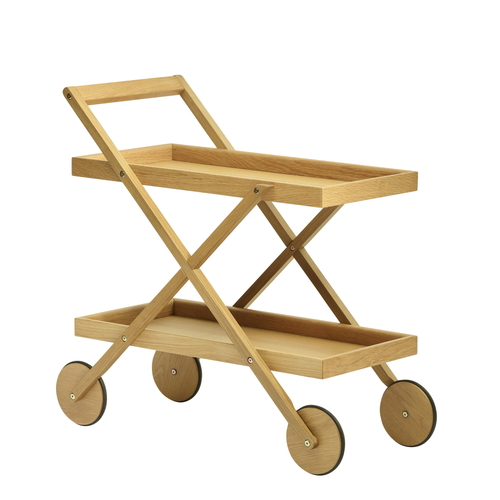 Exit Tea Trolley oak