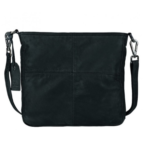 Alda Bag black leather