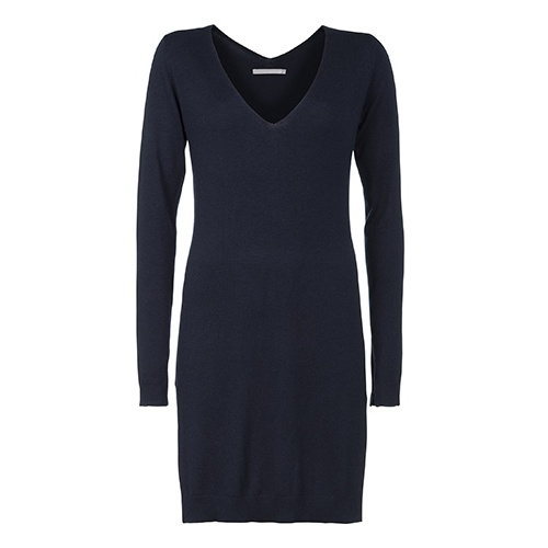 Knit Tunic blue