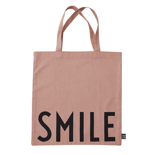 Favourite Tote Bag Smile nude