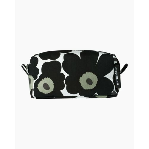 Tiise Unikko Cosmetic Bag black