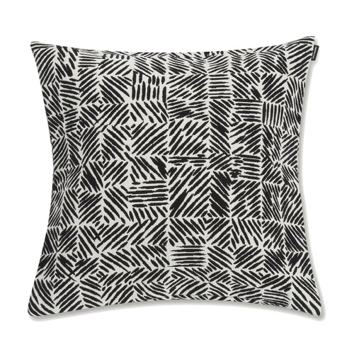 Juustomuotti Cushion Cover blk
