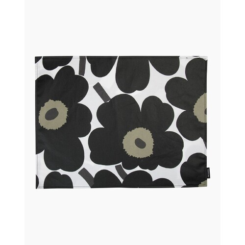 Unikko Placemat black