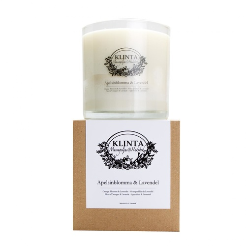 Candle 85h raspberry-quince