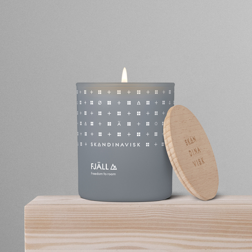 Fjall Scented Candle 200g