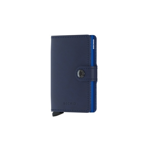 Secrid Wallet Mini navy-blue