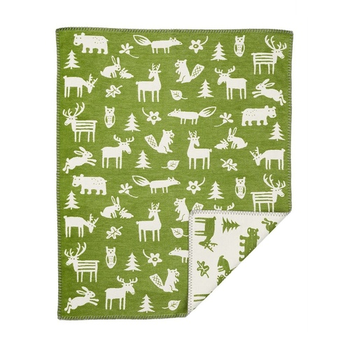 Forest Cotton Blanket