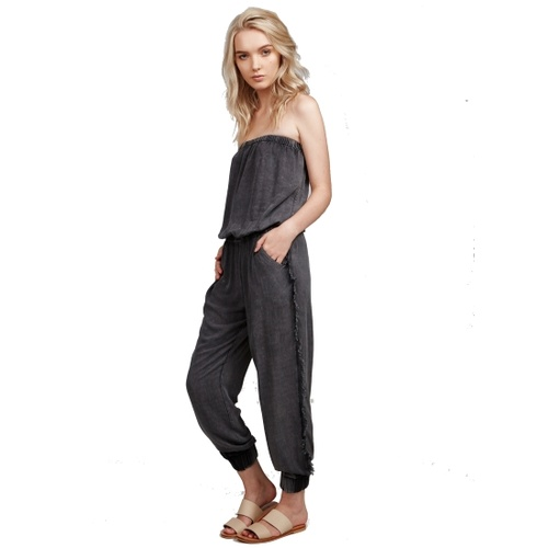 Lilly Jumpsuit charcoal