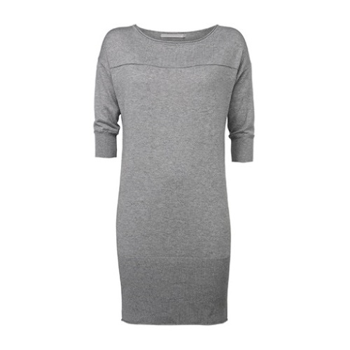 Loose Tunic med grey